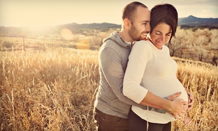 Adam & Eve Photography - Englewood: $75 for 30- to 45-Minute Photo Shoot Plus Picture CD of 15 Edited High-Resolution Images from Adam & Eve Photography ($300 Value)