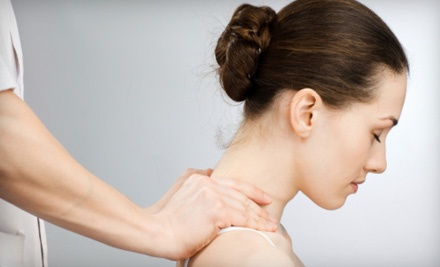 60-Minute EFT Treatment, Reiki Treatment, or Champissage Massage (a $70 value) - Safi Salon in Encinitas