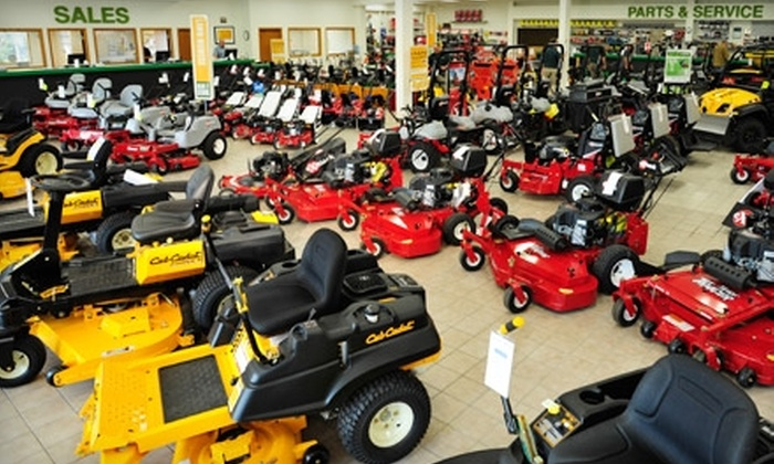 Weingartz - Ann Arbor: $20 for $40 Worth of Outdoor-Power-Equipment Parts and Service at Weingartz