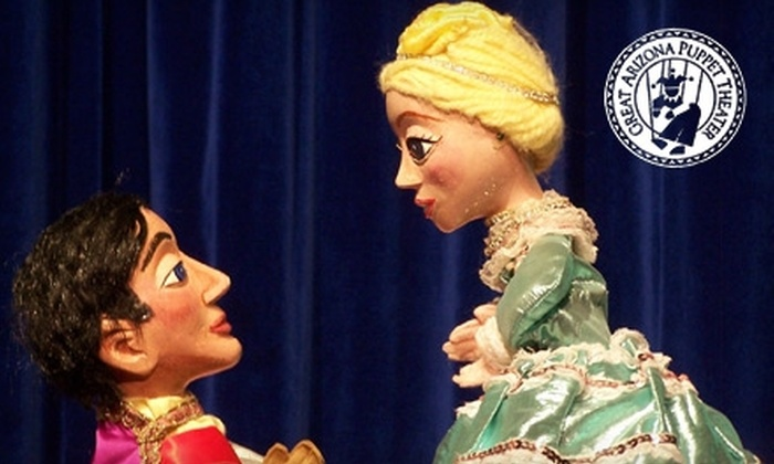 Great Arizona Puppet Theater - Downtown Phoenix: $14 for Two Adult and Two Children's Tickets to the Great Arizona Puppet Theater ($28 Value)