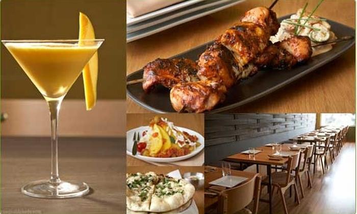 Veerasway - Chicago: $15 for $35 Groupon to Veerasway Indian Restaurant