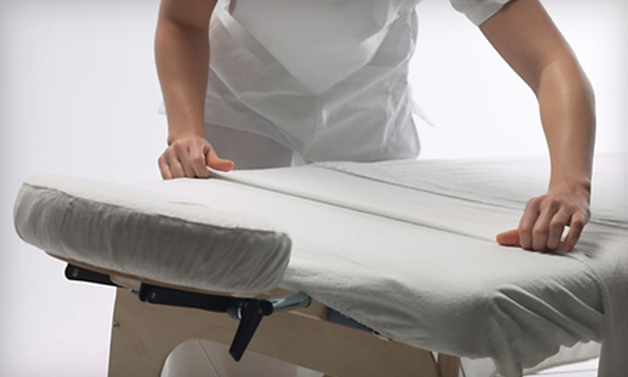 Corrective Chiropractic - The Uplands: One-Hour Massage or a Chiropractic Exam at Corrective Chiropractic in Bee Caves