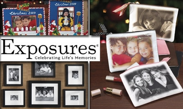 Exposures Catalog - Charlotte: $25 for $50 Worth of Photo Products from Exposures