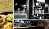 Bar 108 CLOSED - Greenwich Village: $15 for $35 Worth of Food and Drinks at Bar 108