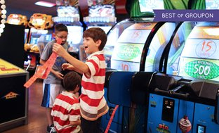 Up to 40% Off Arcade Games