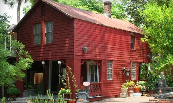 Dow Museum of Historic Houses - Old City: $9 for Two Adult Admissions to the Dow Museum of Historic Houses in St. Augustine ($17.90 Value)