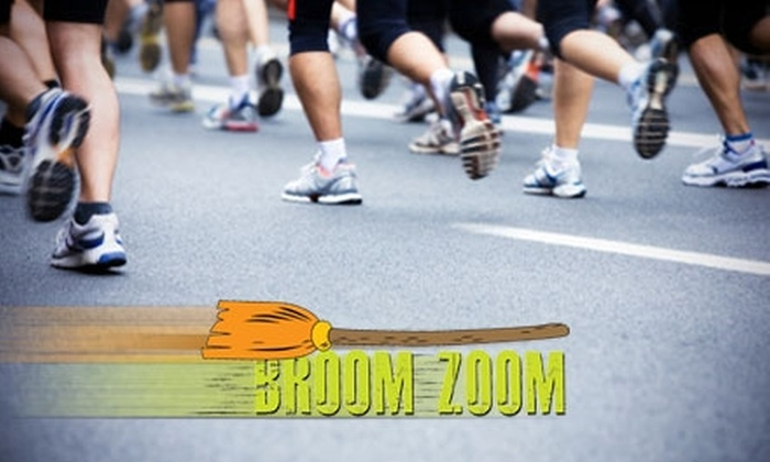 Broom Zoom Run  - Kenosha: $13 Admission to Broom Zoom Run on October 23 ($25 Value)