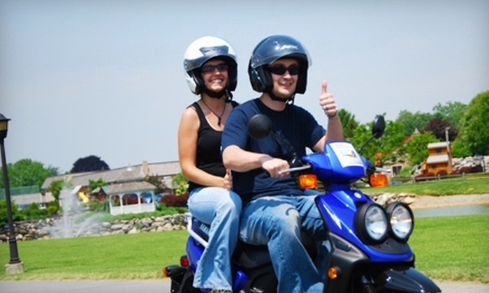 Country Road Cycles - Bird in Hand: $35 for an Eight-Hour Scooter Rental ($70 Value) or $25 for a Two-Hour Scooter Rental ($50 Value) from Country Road Cycles in Bird in Hand