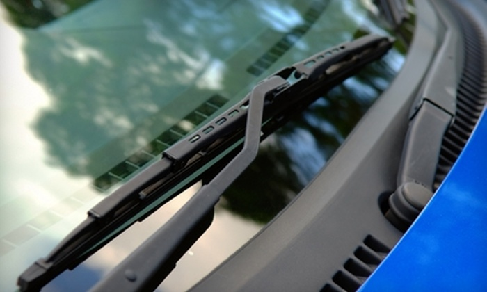 Veterans Ford - Metairie: $10 for Wiper Blades and a Multipoint Inspection ($20 Value) or $19 for an Oil Change ($39 Value) at Veterans Ford in Metairie