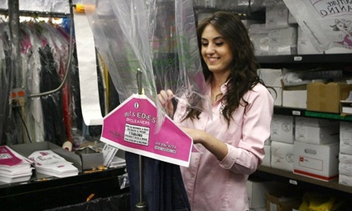 Milt & Edie's Drycleaners - Burbank: $30 for $60 Worth of Dry-Cleaning Services at Milt & Edie's Drycleaners in Burbank