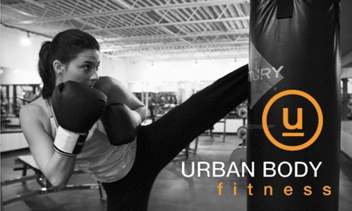Urban Body Fitness and Studios - Virginia Highland: $39 for a One-Month Fitness Membership and Unlimited Yoga and Pilates Classes at Urban Body Fitness and Studios ($129 Value)