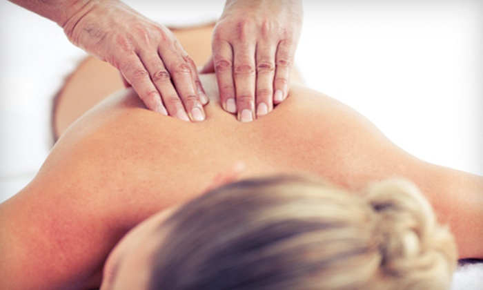 New Health Centers - Multiple Locations: $29 for a One-Hour Massage Package with Consultation and Pain Evaluation at New Health Centers ($164 Value)