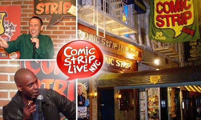 Comic Strip Live - Upper East Side: $10 Ticket to Any Show at Comic Strip Live (Average $25 Value)