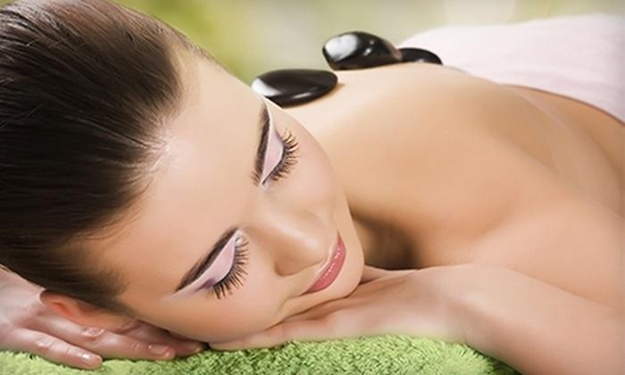 Massage by Josi and Tree of Life Massage Therapy - Wichita: $37 for Hot-Stone Massage from Massage by Josi and Tree of Life Massage Therapy ($75 Value)