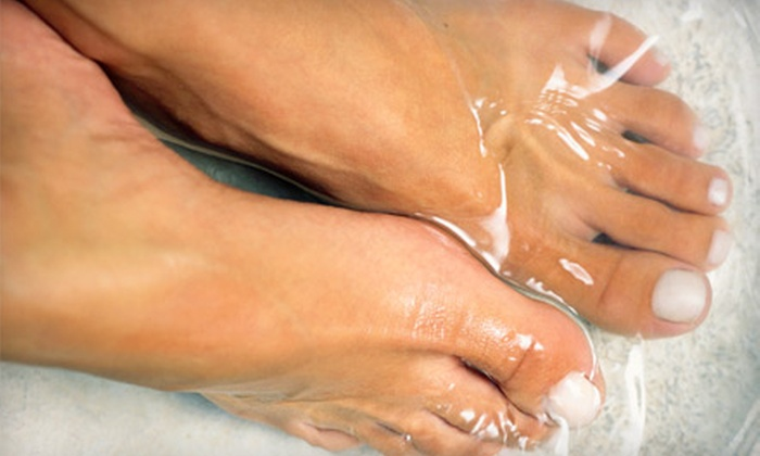 Dr. Jeffrey Soley - Multiple Locations: One or Three Ion-Therapy Detox Footbaths from Dr. Jeffrey Soley (Up to 67% Off)