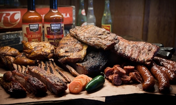 Southside Market & Barbeque - Elgin: $5 for $10 Worth of Slow-Cooked Barbecue and Sausage at Southside Market & Barbeque in Elgin