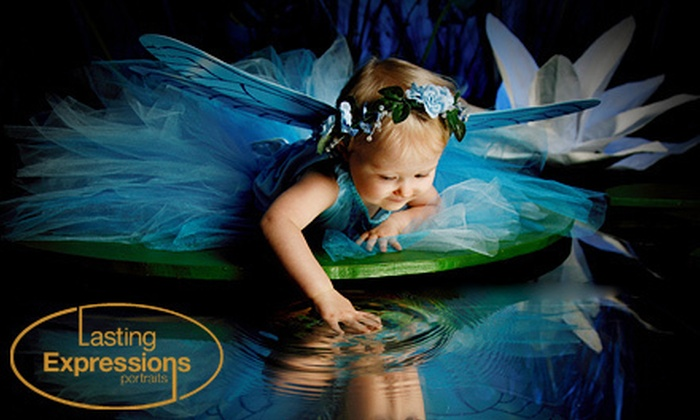 Lasting Expressions - Walnut Grove - Shelby Farms PD: Fairy-Themed Photo-Shoot Package for One or Photo-Shoot Package for Up to Seven  at Lasting Expressions (Up to 82% Off)