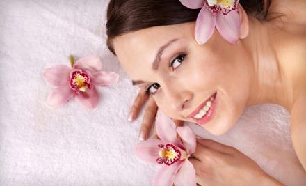 1-Hour Swedish Massage and Mani-Pedi (a $151 value) - Salon Shahin in Stamford