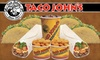 Taco John's - Multiple Locations: $5 for $10 Worth of West-Mex® Fare at Taco John's