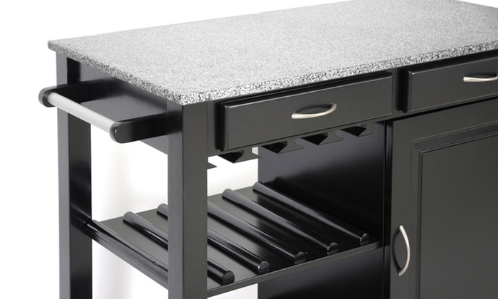 Modern Kitchen-Island Carts   Groupon Goods