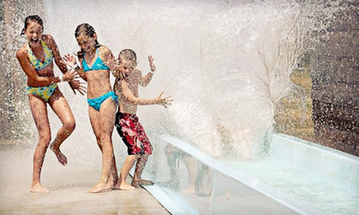 Wild Water Kingdom - Brampton: $14 for One Full-Day Pass in June to Wild Water Kingdom in Brampton (Up to $31.86 Value)