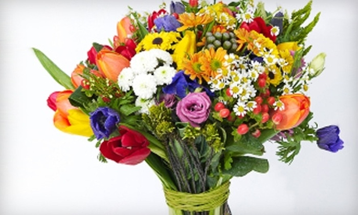 A Blooming Miracle - Tates Creek: $20 for $40 Worth of Floral Arrangements and Gifts at A Blooming Miracle