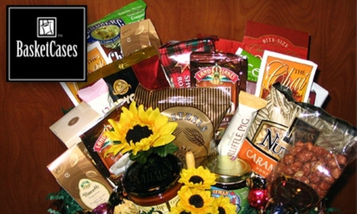 Basket Cases - Regina: $25 for Valentine's Day Candy Bouquet at Basket Cases ($50 Value)