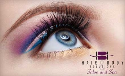 $80 Worth of Services to Hair & Body Solutions Salon & Spa - Hair & Body Solutions Salon & Spa in New Berlin