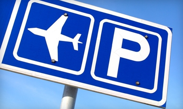 Airlines Parking - Romulus: $12 for Three Days of Airport Parking at Airlines Parking in Romulus (Up to US$36 Value)