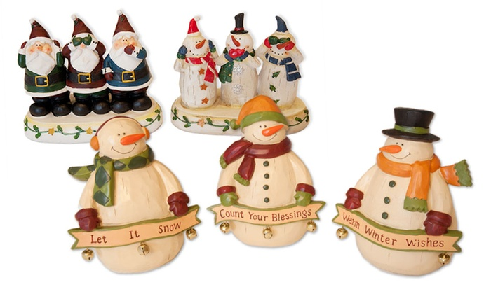 Holiday Tabletop Decor: Holiday Tabletop Decor. Multiple Options from $9.99–$11.99. Free Returns.