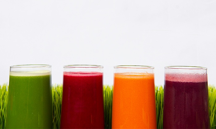Stacy's Juicebar - Needham: $12 for $20 Worth of Juices, Smoothies, and Healthy Food at Stacy's Juicebar