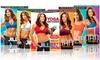 Jillian Michaels DVD Workout Collection (6-Pack)