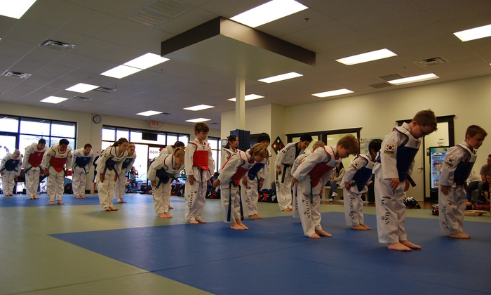 Moohan Tae Kwon Do - Blacks Mill: Four Weeks of Unlimited Martial Arts Classes at Moohan Tae Kwon Do (74% Off)