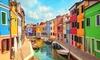 Navigazione Tiepolo Tour - Fusina Venezia: Gita giornaliera in barca alle isole della magica laguna veneta da Navigazione Tiepolo Tour (sconto fino a 82%)