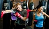 TITLE Boxing Club - Ann Arbor: $19 for Two Weeks of Unlimited Boxing and Kickboxing Classes with Hand Wraps at TITLE Boxing Club ($44.49 Value)