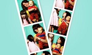 SillySide Photo Booth: $410 for a Three-Hour Photo-Booth Rental Package from SillySide Photo Booth ($825 Value)
