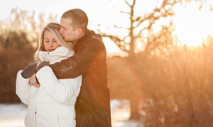 Adjomi Photography and Design - Milwaukee: 45-Minute Engagement Photo Shoot from Adjomi Photography (80% Off)