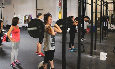 Up to 65% Off Cross fit and Yoga Classes at Eastside Austin Elite
