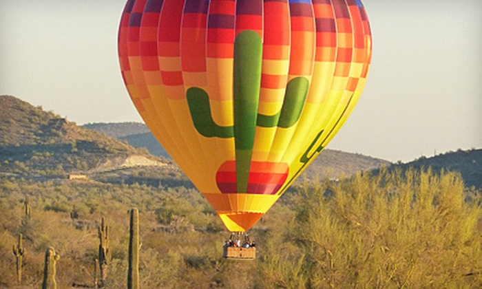 Hot Air Expeditions - Deer Valley: Hot Air Balloon Ride for One, Two, or Four People from Hot Air Expeditions (Up to 54% Off)