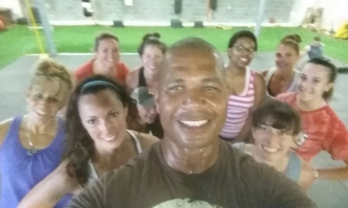 Real Gymm - Keyport: Four Weeks of Membership and Unlimited Fitness Classes at REAL GYMM (45% Off)