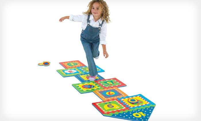 Alex Hopscotch and Monster Bubbles: $39 for an Alex Hopscotch and Monster Bubbles Toy Bundle ($72.90 List Price). Free Shipping and Free Returns.