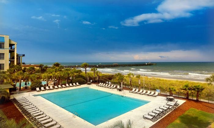 Springmaid Beach Resort - Myrtle Beach, SC: Stay at Springmaid Beach Resort in Myrtle Beach, SC, with Dates into July