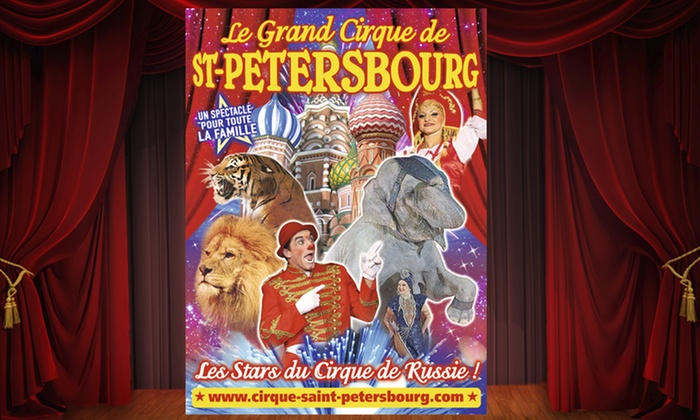 cirque medrano le grand cirque de saint petersbourg. Black Bedroom Furniture Sets. Home Design Ideas
