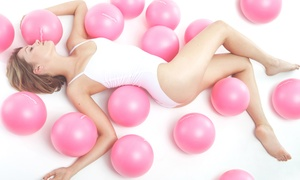 Pop Physique: $39 for Five Body-Sculpting Classes at Pop Physique (Up to 59% Off)