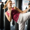 Up to 68% Off Cardio-Kickboxing Classes