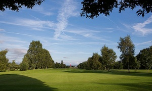 Clays Golf Centre: 120 Driving Range Balls or 18 Holes of Golf For Up to Four with Refreshments at Clays Golf Centre (Up to 72% Off)
