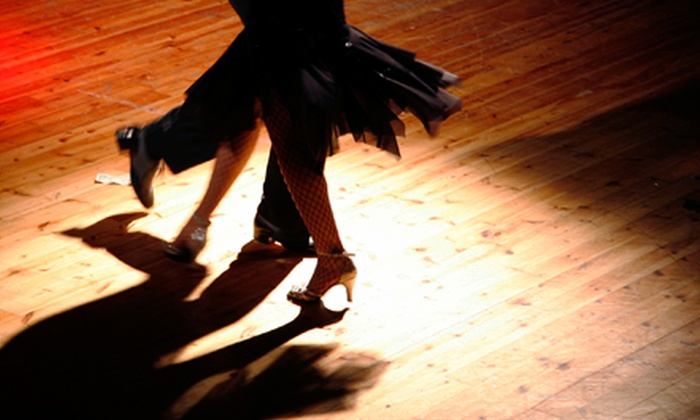 Uptown Ballroom - Multiple Locations: Ballroom- and Country-Dance Package for One or Two at Uptown Ballroom (Up to 75% Off)
