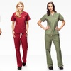 IguanaMed Women's Quattro Scrub Tops or Pants