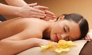 Physiotherapie Marsch: 1x oder 2x 60 Min. Detox-Massage bei Physiotherapie Marsch (56% sparen*)