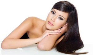 Donaylle Nicole Hair Studio: Haircut Packages at Donaylle Nicole Hair Studio (Up to 53% Off). Three Options Available.